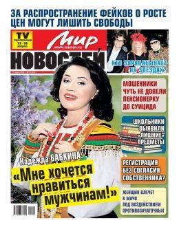 Мир новостей №12 март 2021...
