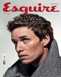 Esquire №2 февраль 2021...