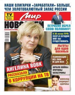 Мир новостей №26 июнь 2021...